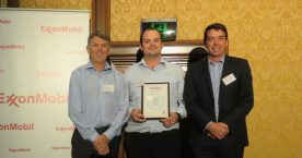 ExxonMobil Safety leadership award