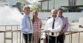 Opening the NT'S Fire Training Ground