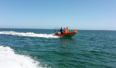 FRC CC – Fast Rescue Craft Continued Competence