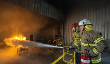 Fire Prevention & Fire Fighting