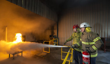FPFF – Fire Prevention & Fire Fighting