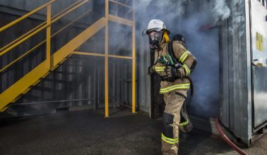 Breathing Apparatus Incident Response
