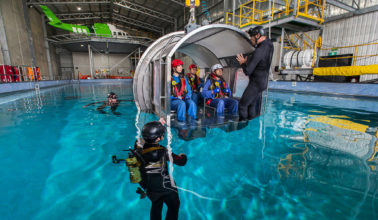 OPITO Tropical Further Offshore Emergency Training (T-FOET) with Compressed Air Emergency Breathing System (CA-EBS) 5929