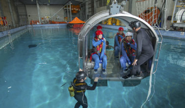 Basic Offshore Safety Induction and Emergency Training