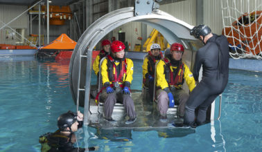 BOSIET – Basic Offshore Safety Induction and Emergency Training