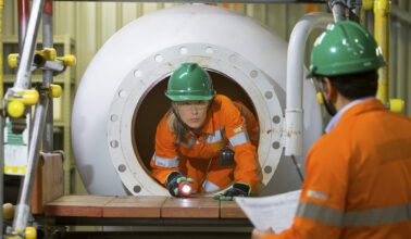 EWICS – Enter and Work in Confined Space
