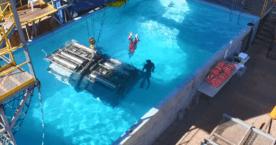 HUET Training Darwin, NT. Offshore Survival Skills Training