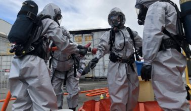 HAZMAT – Hazardous Materials