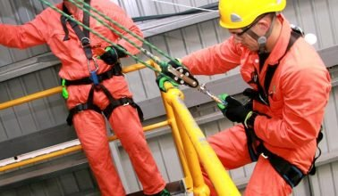 WSAH – Work Safely at Heights