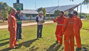 Fire Warden Training Melbourne, Perth & Darwin