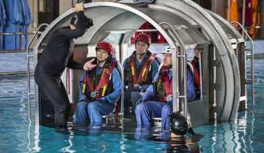 Tropical Basic Offshore Safety Induction and Emergency Training